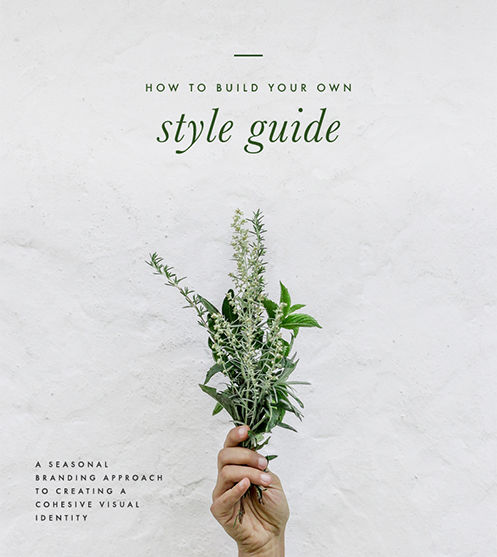 How To Build Your Own Brand Style Guide