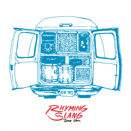 RHYMING SLANG Tour Van / V.A