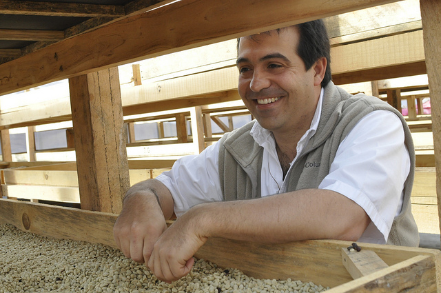 Luis Pedro Zelaya Zamora, Bella Vista Mill