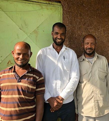Duromina Cooperative, Ethiopia.