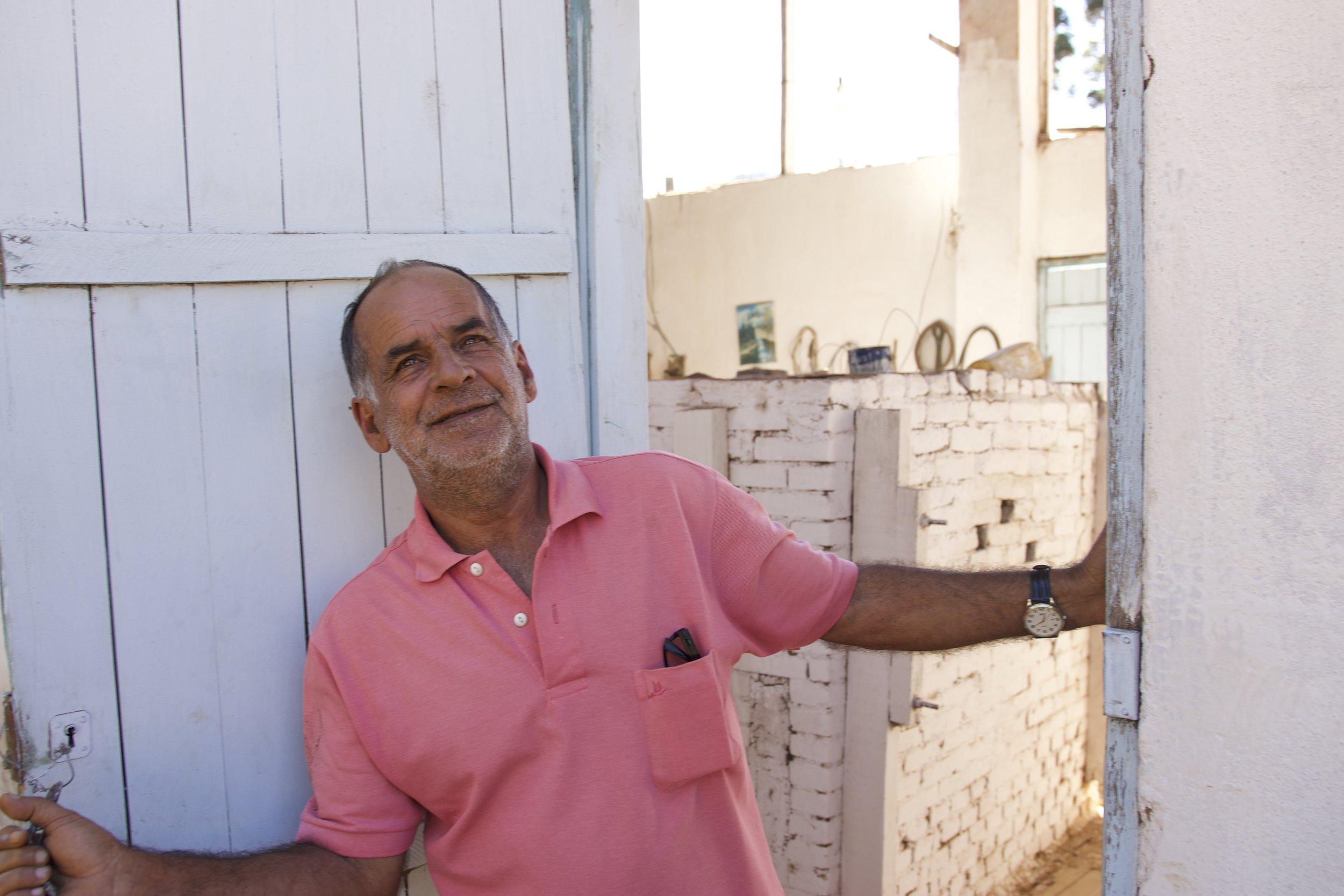 Paulo César Junqueira (Lilica) of Sítio Pinheirinho. Lilica has been a CCS partner since 2015.