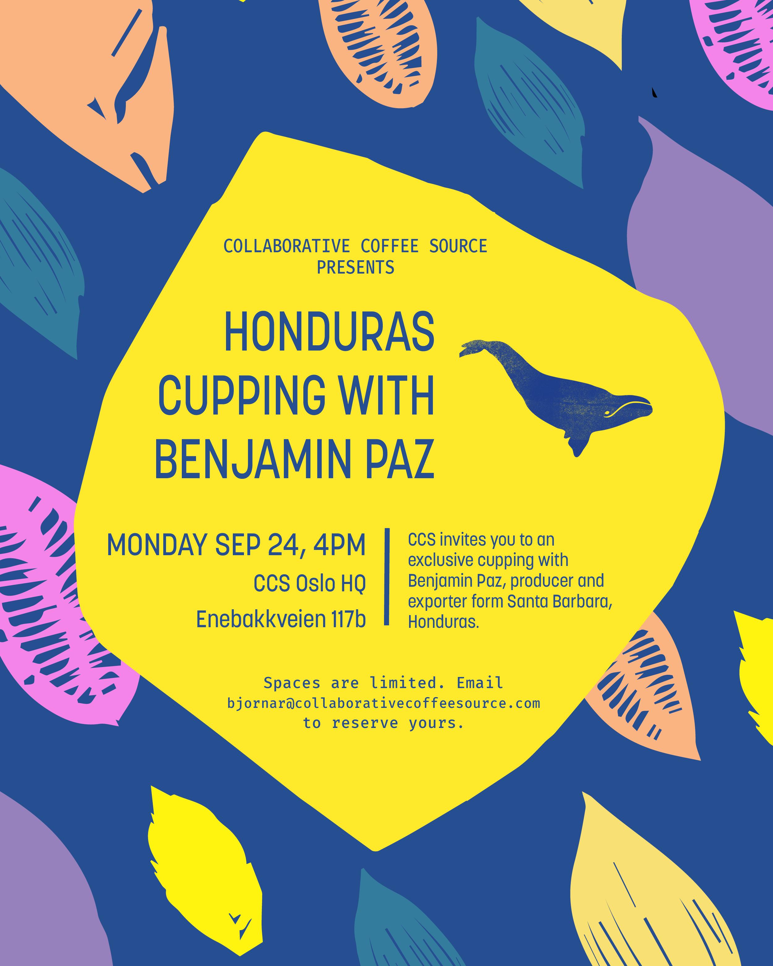 Honduras Cupping with Benjamin Poster.jpg