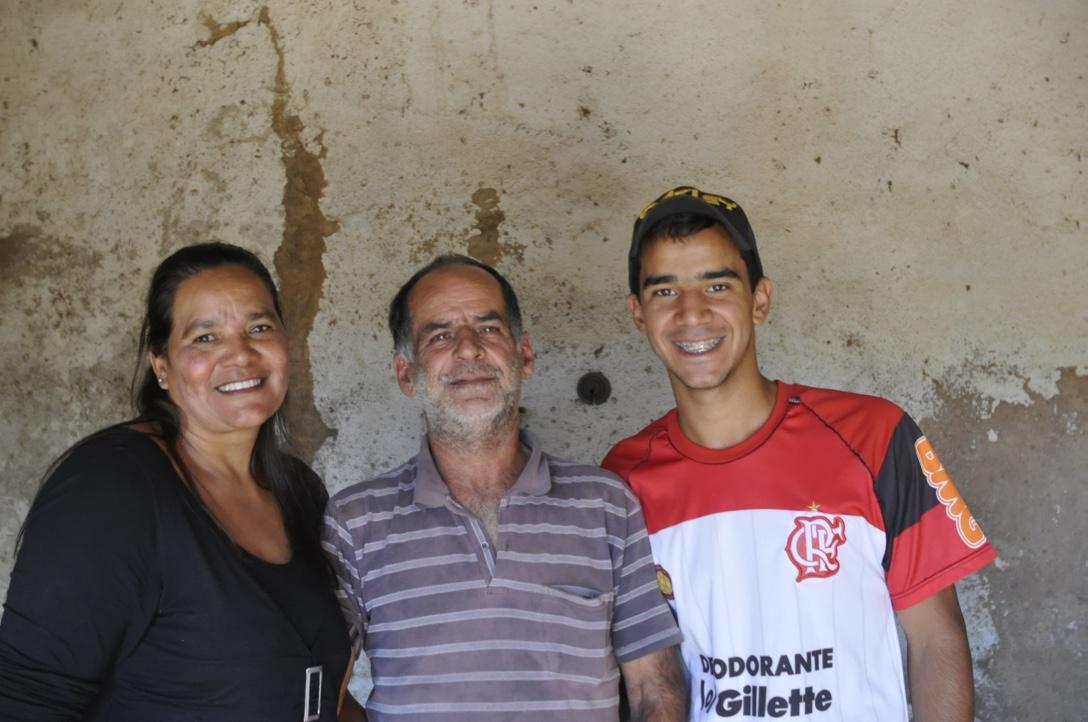 LILICA PINHEIRINHO & FAMILY, Brazil