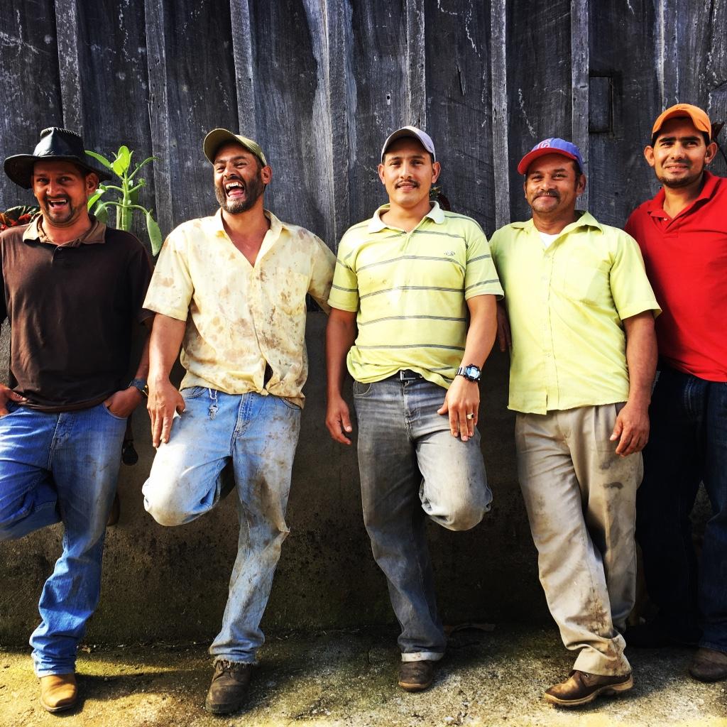 THE FERNANDEZ BROTHERS, Honduras
