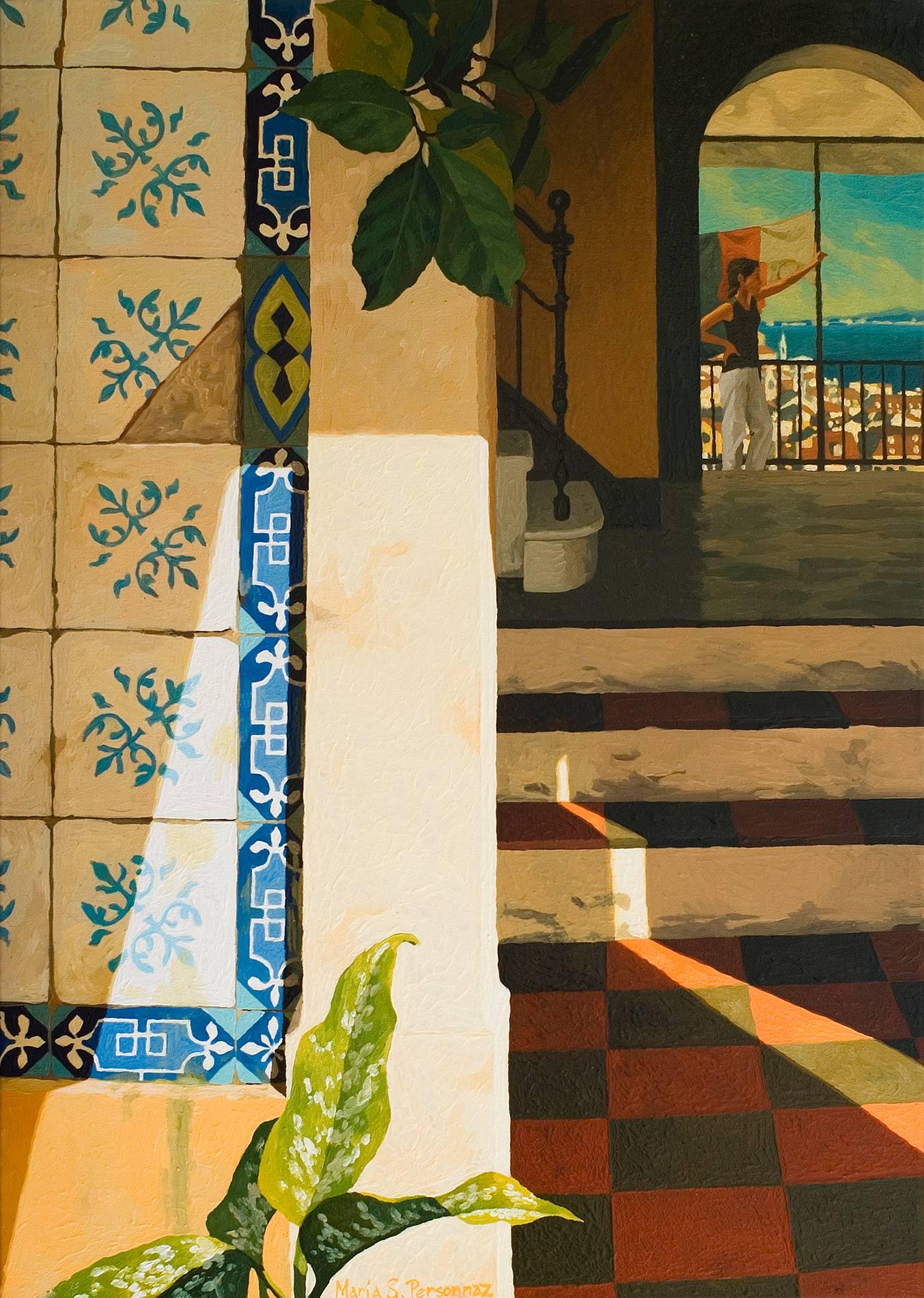 Azuleijos et Lisbonne