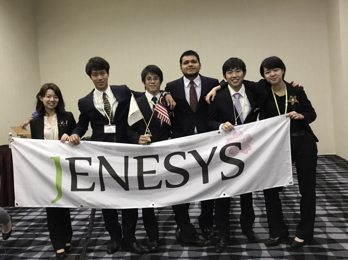 Six students from Tokai University participated in JENESYS program 2017 to introduce Japanese culture. Photo Credit: Hitomi Hara, 2018