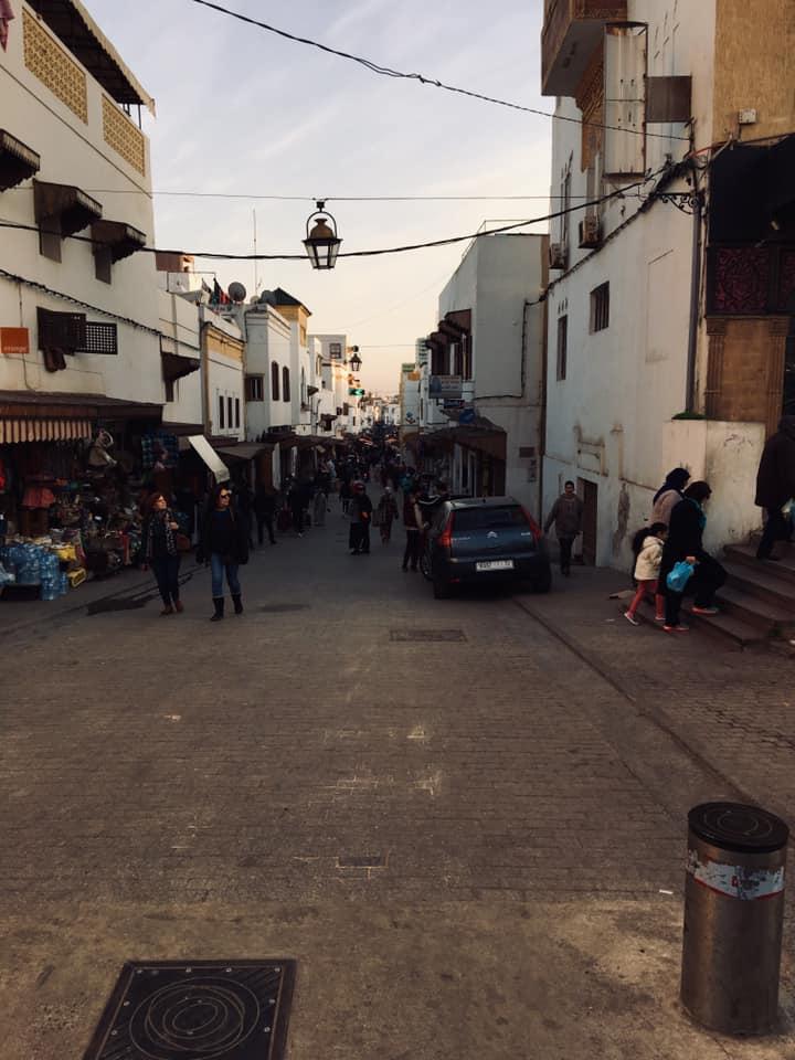 Rabat. Photo Credit: I. Dominique, 2019
