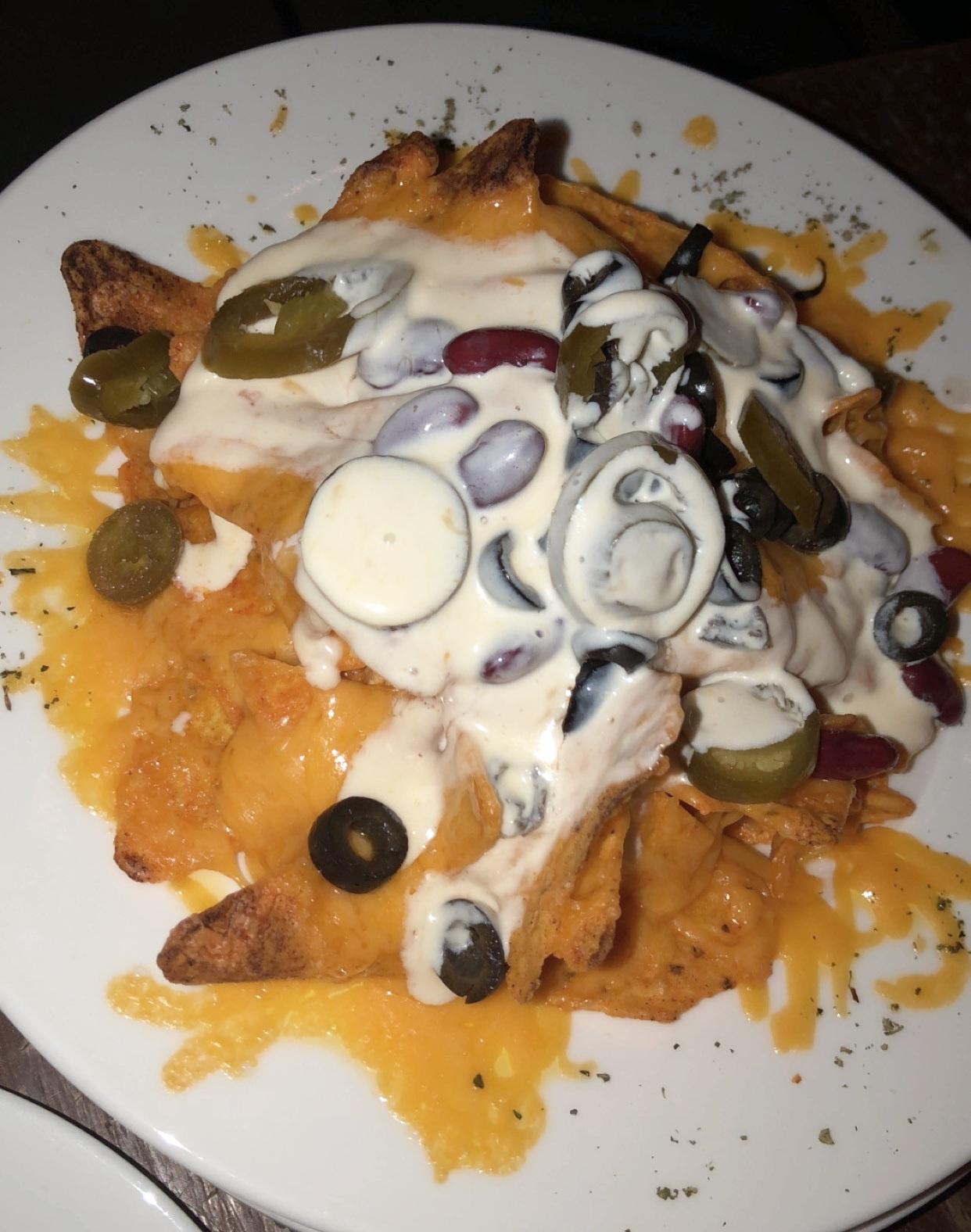 3. Rustic in Weibdeh  — BEST nachos in the city. Photo Credit: Arguin, 2019