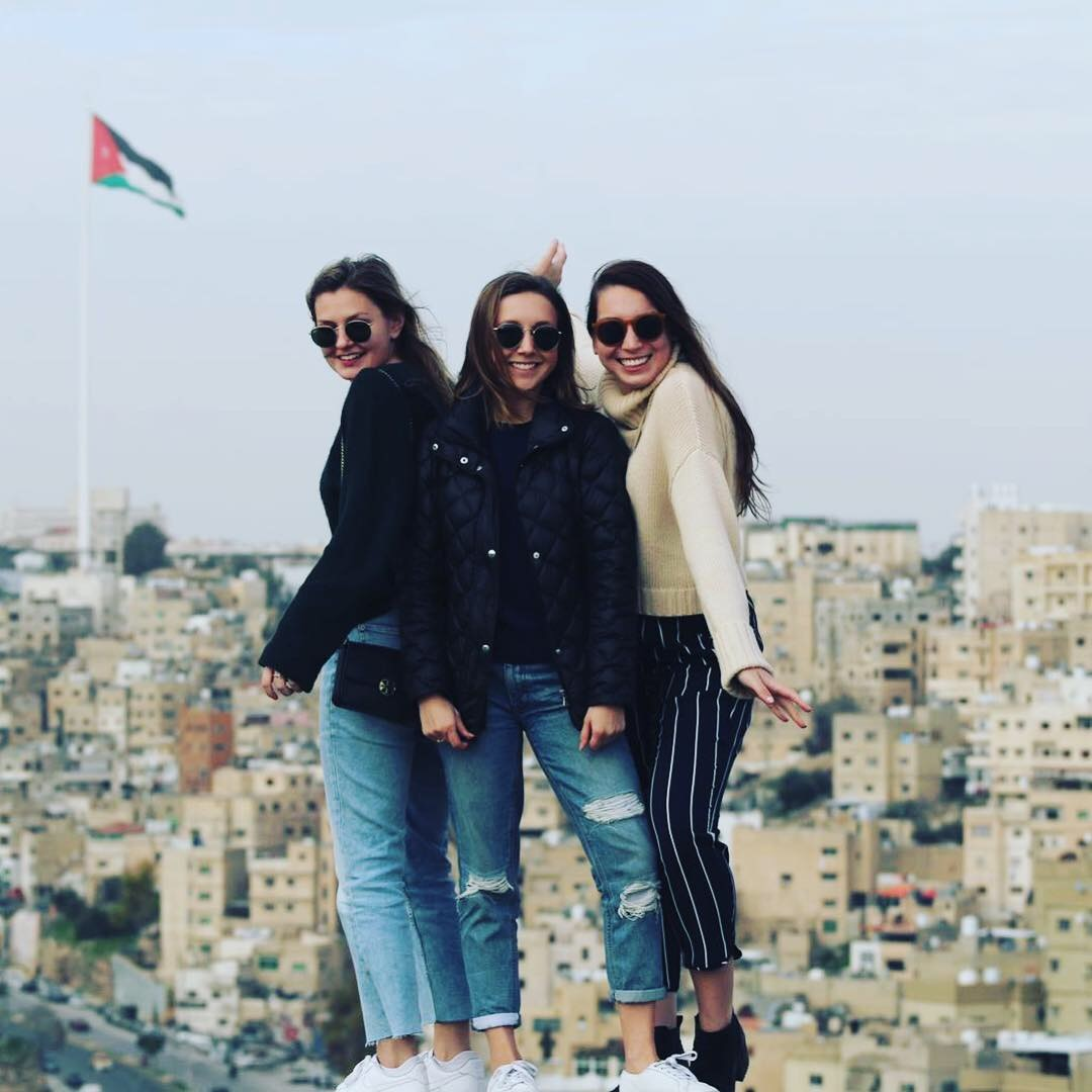 7. Amman Citadel in the Downtown area  — Best place to have photo shoots with friends and learn more about the history of Amman! Photo Credit: Arguin, 2019