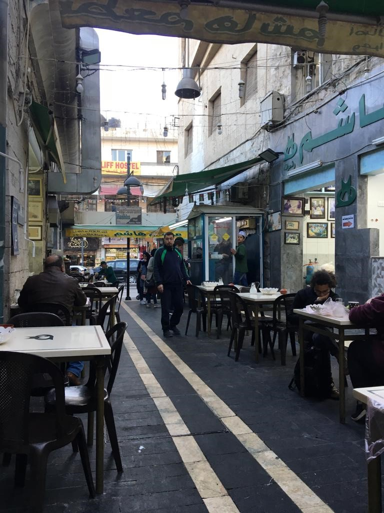 9. Hashem Restaurant in Downtown  — Best place to satisfy falafel cravings. Photo Credit: Arguin, 2019