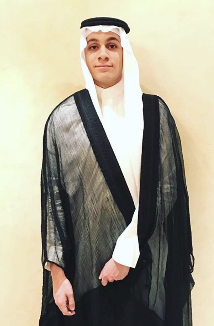 Abdulelah at his brother's wedding in Jeddah. Photo Credit: Yamani, 2018.