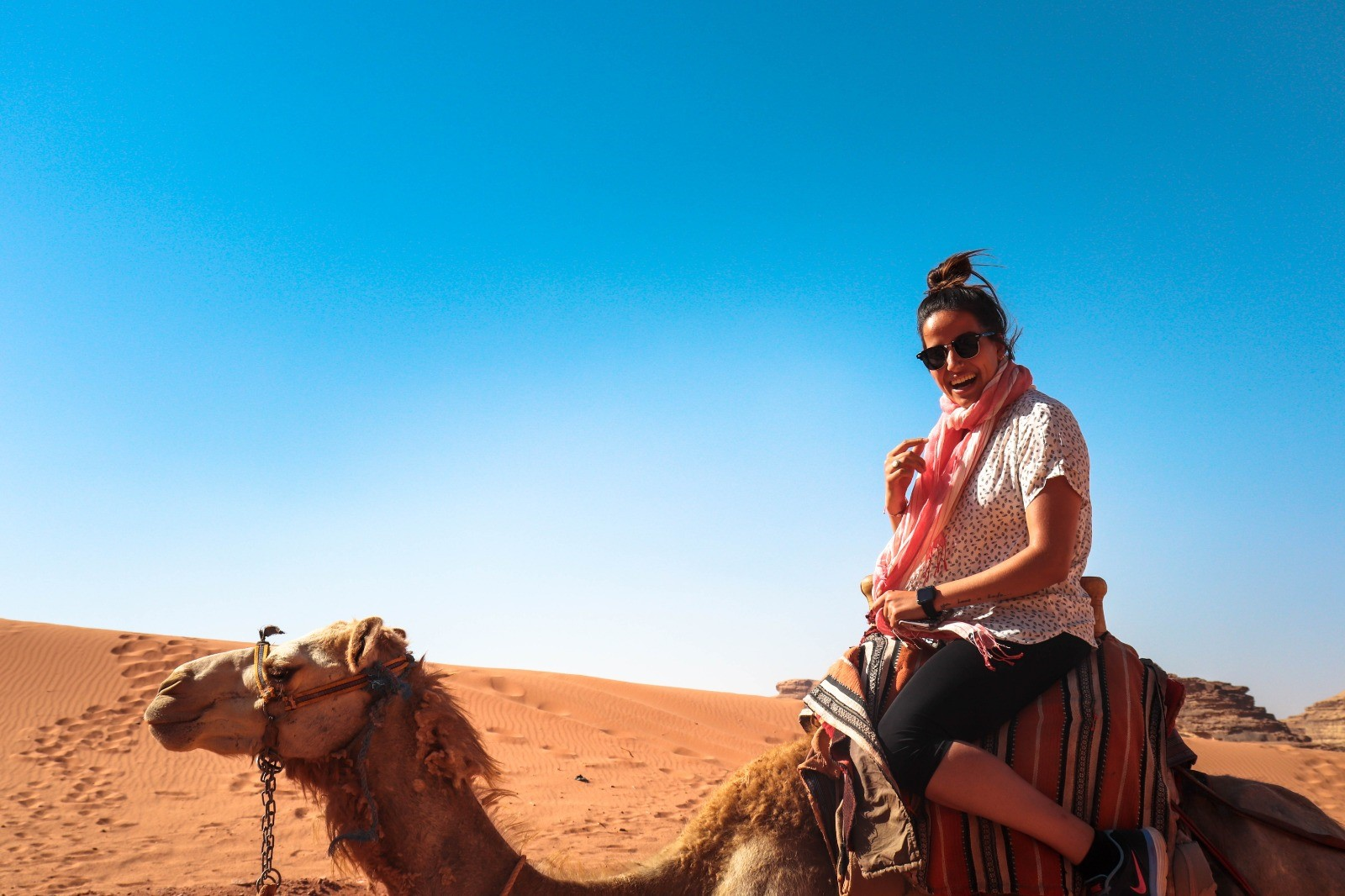 Ah, yes the moment we have all been waiting for: The Camels. They are so amazingly cute. Photo credit: Russo, 2019