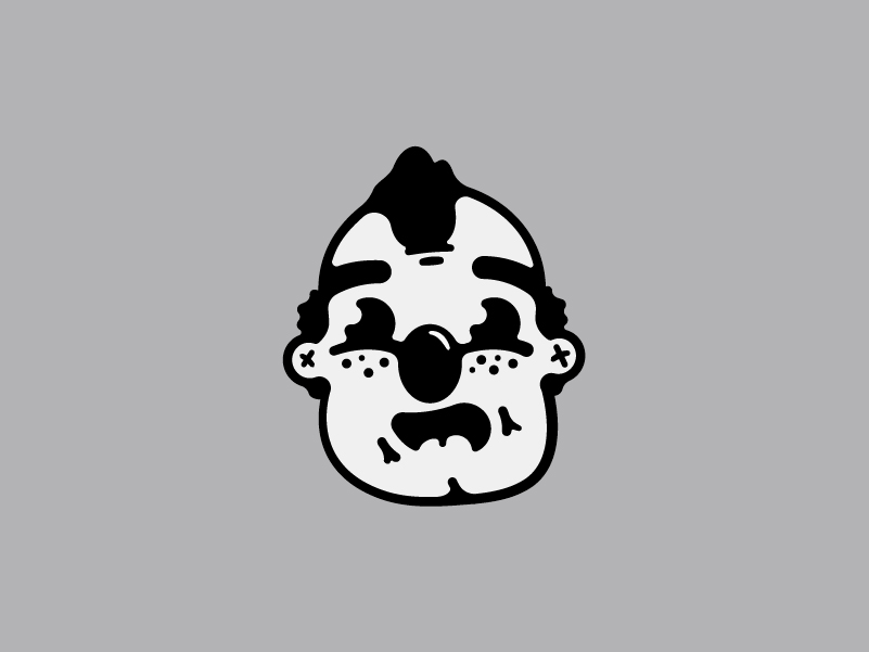 Balding Clown Man, Personal