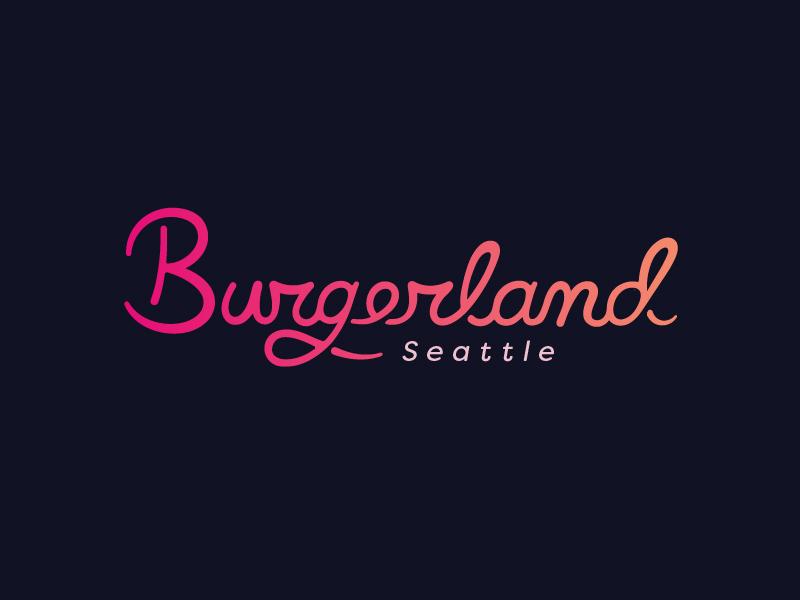 Burgerland Logo Exploration, Personal