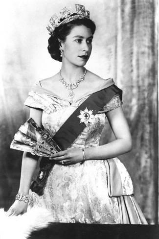 Queen Elizabeth II, 1952