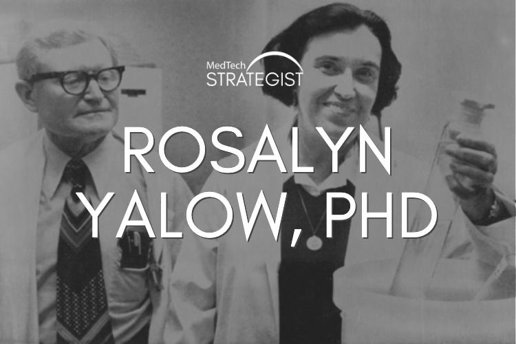 IMH Rosalyn Yalow, PhD.png