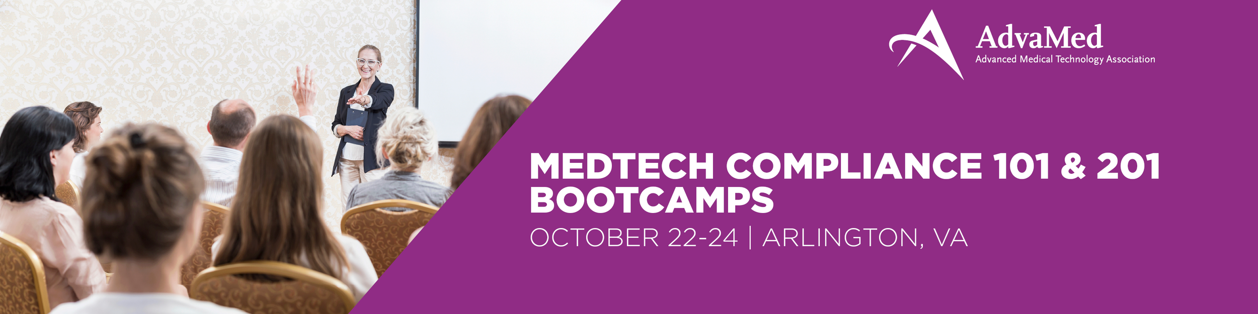 AdvaMed Compliance Bootcamps Banner 10-10-19.png
