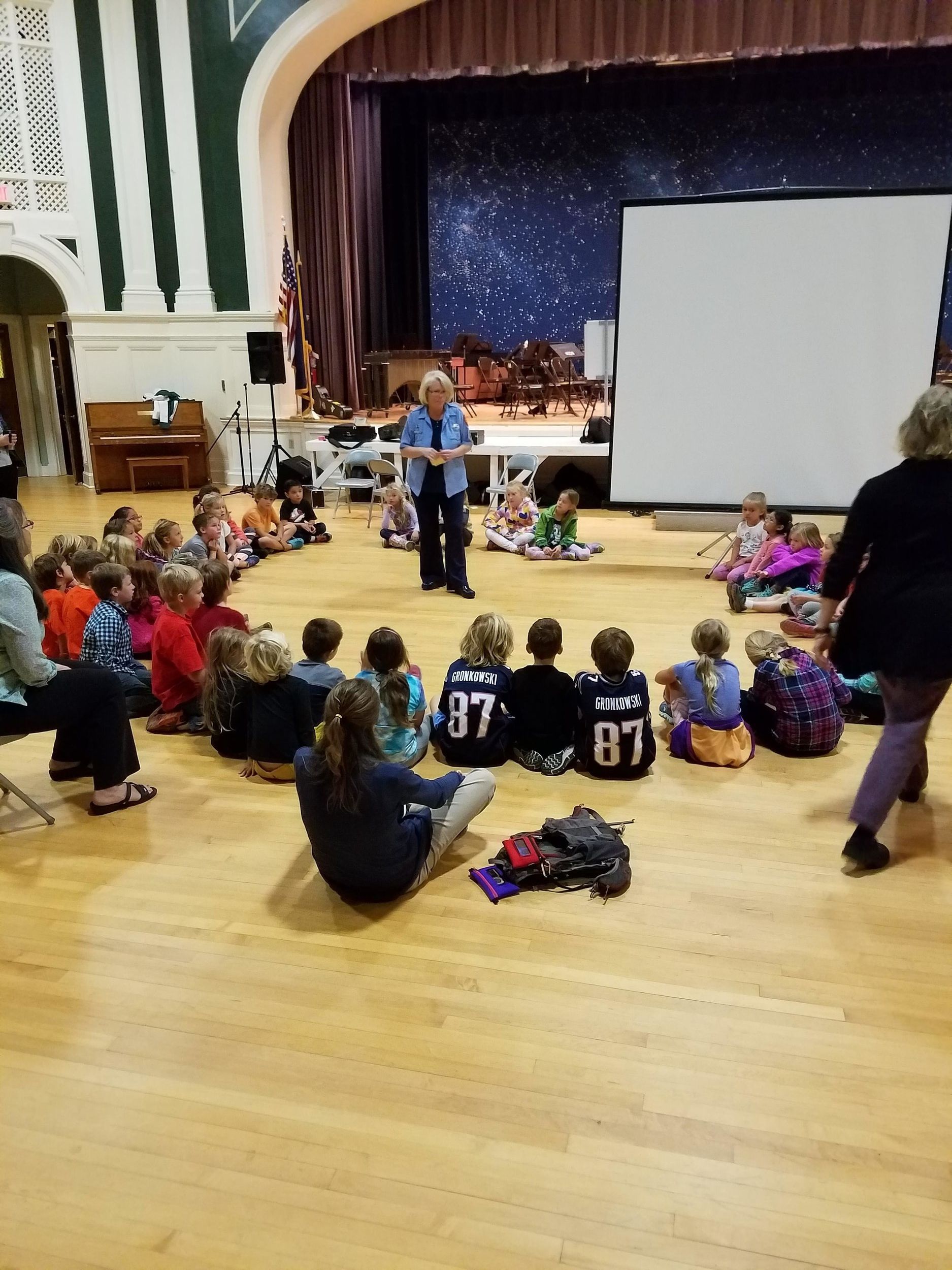 Fire Prevention Awareness Events at KCS