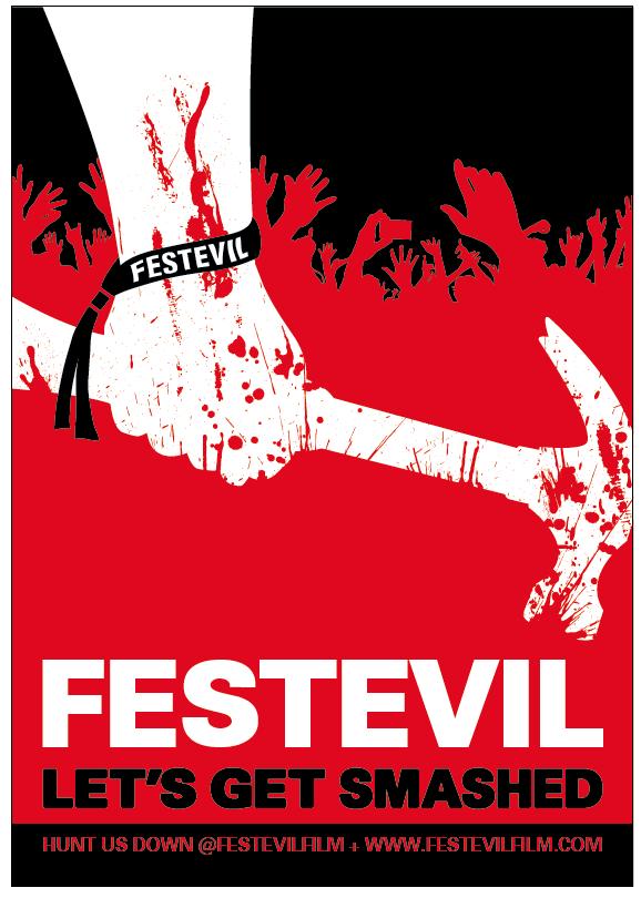 Festevil Poster