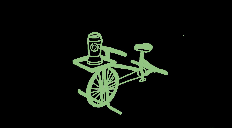 Stationary Bike Converter