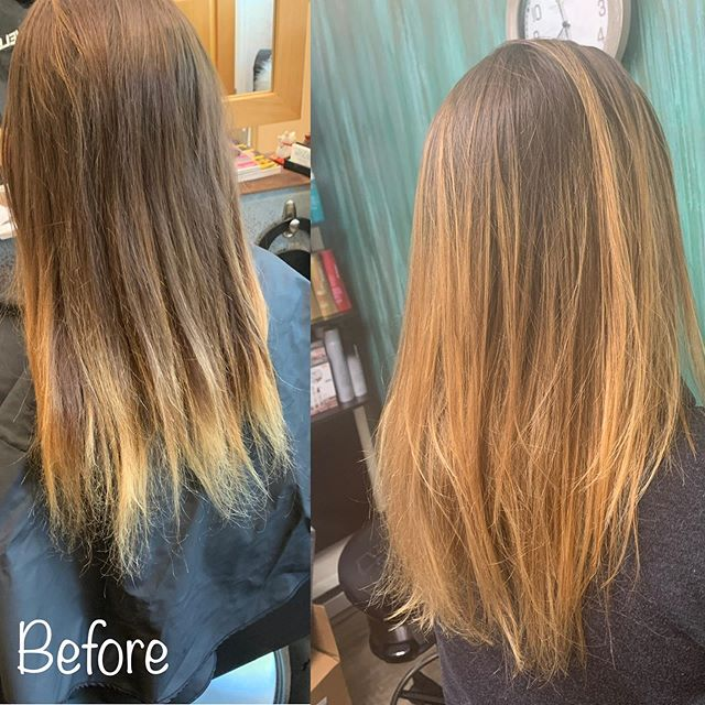 Balayage back to looking naturally sun kissed. Loved the out come on this one. #balayage #brunette #balayagehair #basaltcolorado #hairstylist