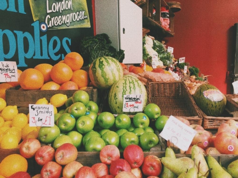 London Borough Market Fruit