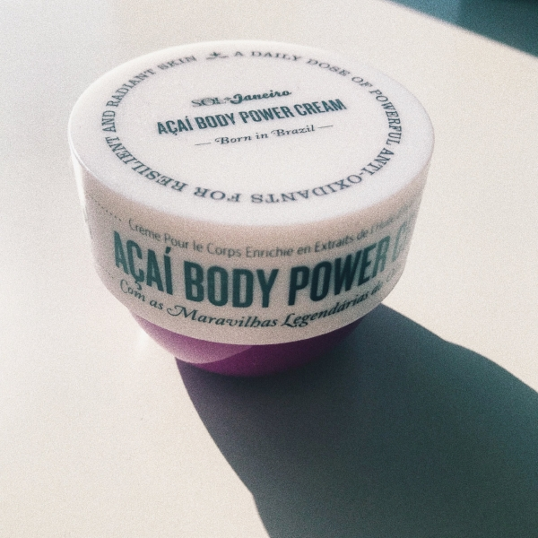 açai berry body power cream Brazilian bumbum cream
