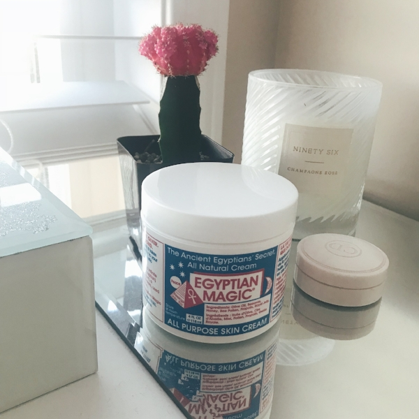 Egyptian magic skin cream beauty and self care