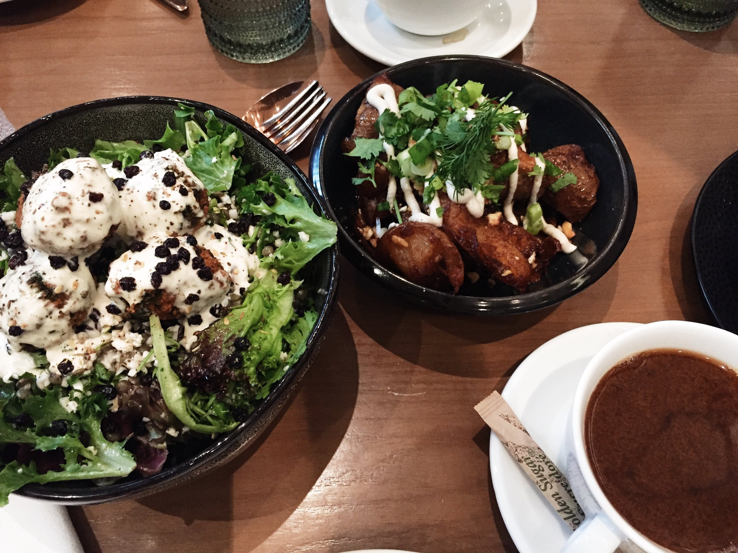 planta brunch lunch breakfast Toronto