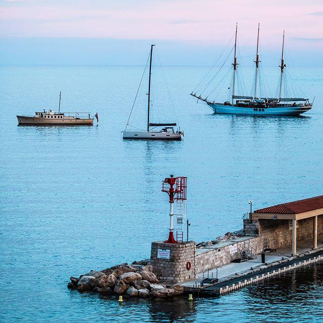 Côte d'azur #nicefrance #monacogp