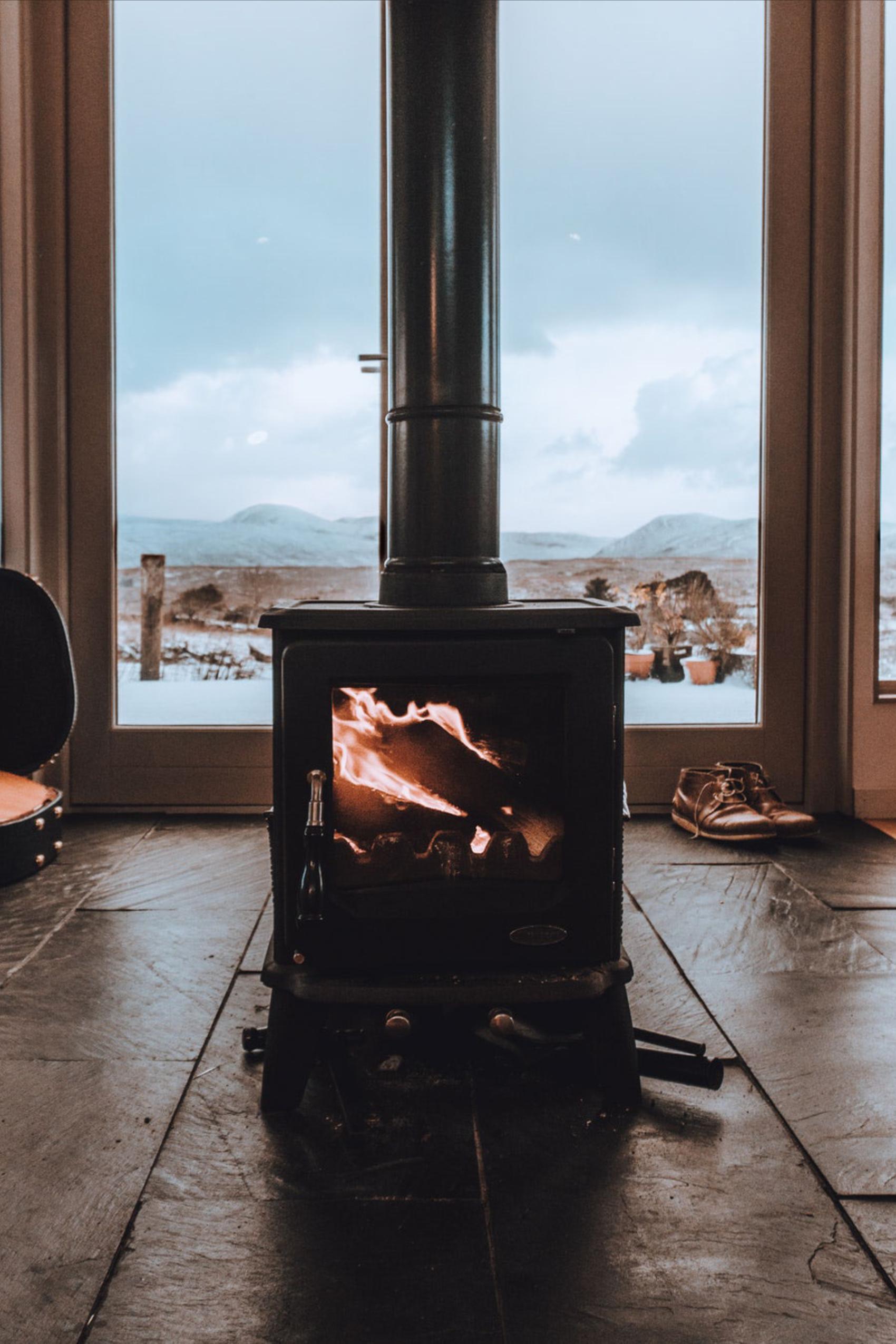 Log burners for sale