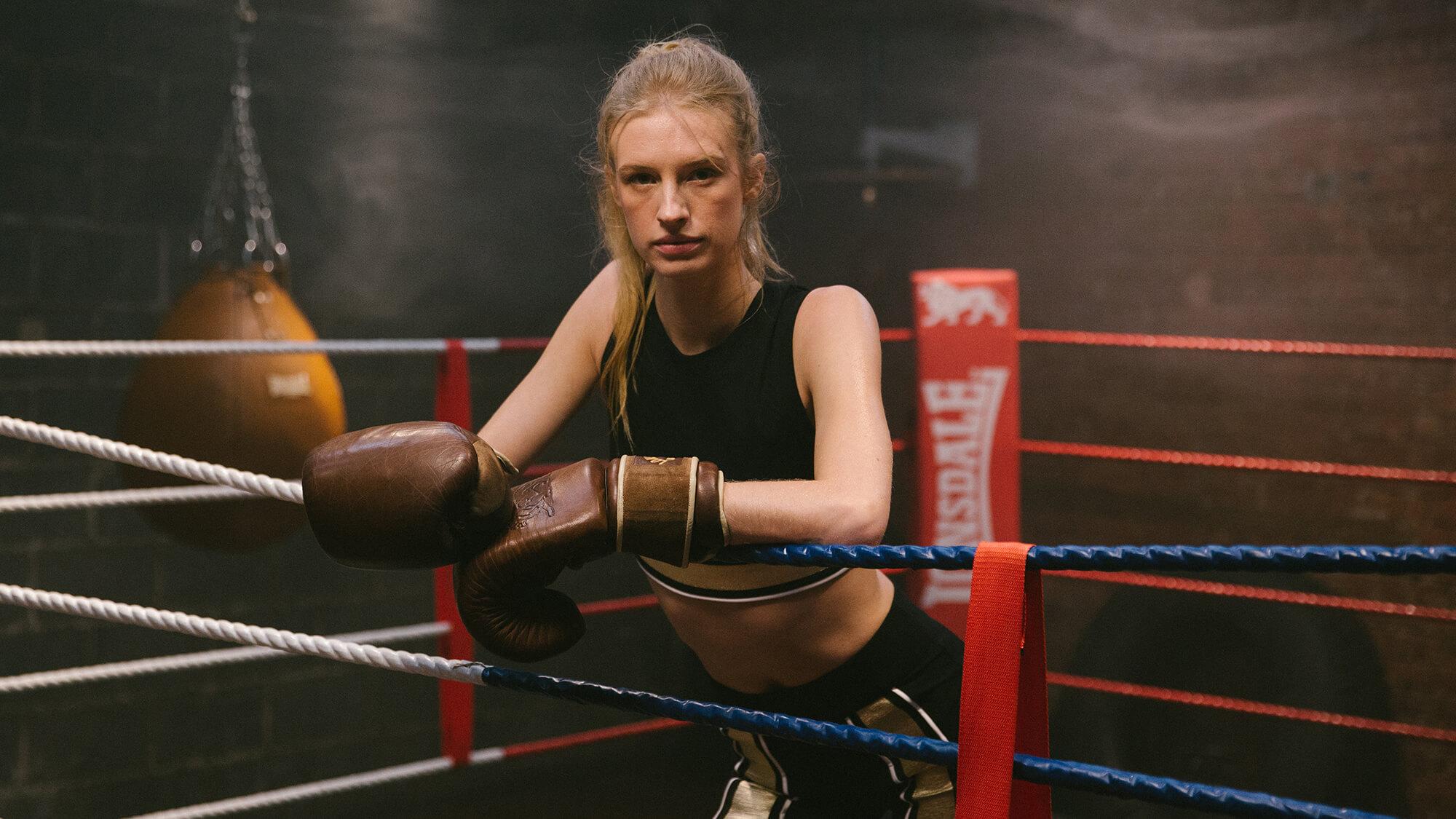 Harper's Bazaar - Fitness