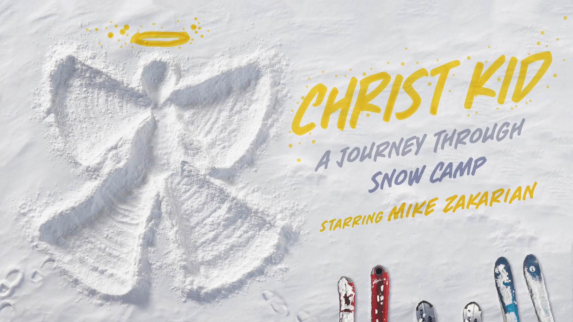 - Christ KidStarring Mike ZakarianThe hottest place for a Christian teen in the northeast to be (besides Heaven) was Snow Camp. Come learn what it was all about!