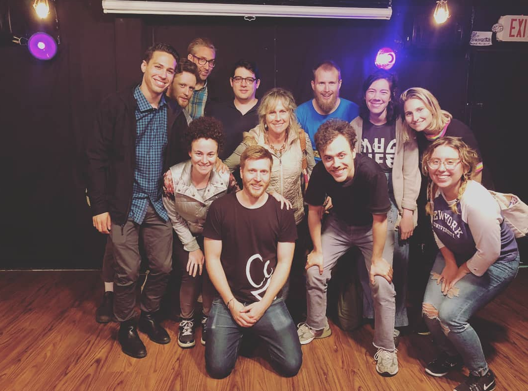 Theater Partnerships - BCC instructors and performers bring our unique improv philosophy to your theater! Our instructors have extensive experience working with improvisers from all over the country - and world.