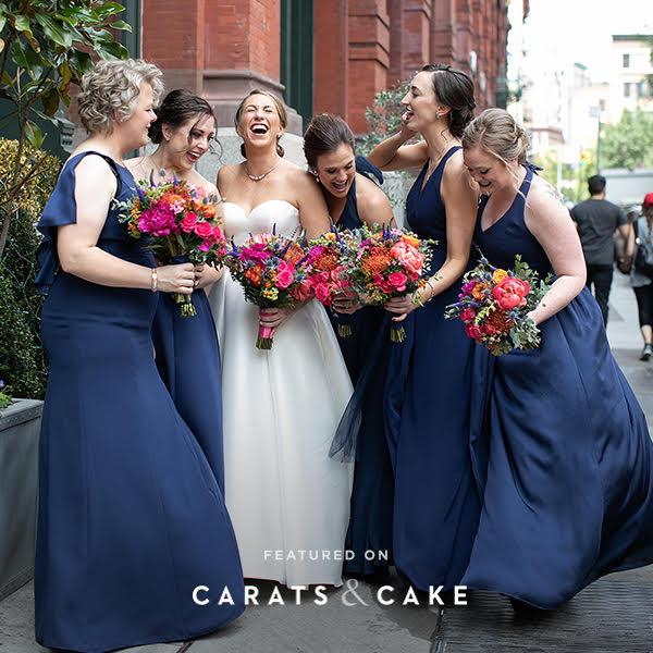 carats & cake -