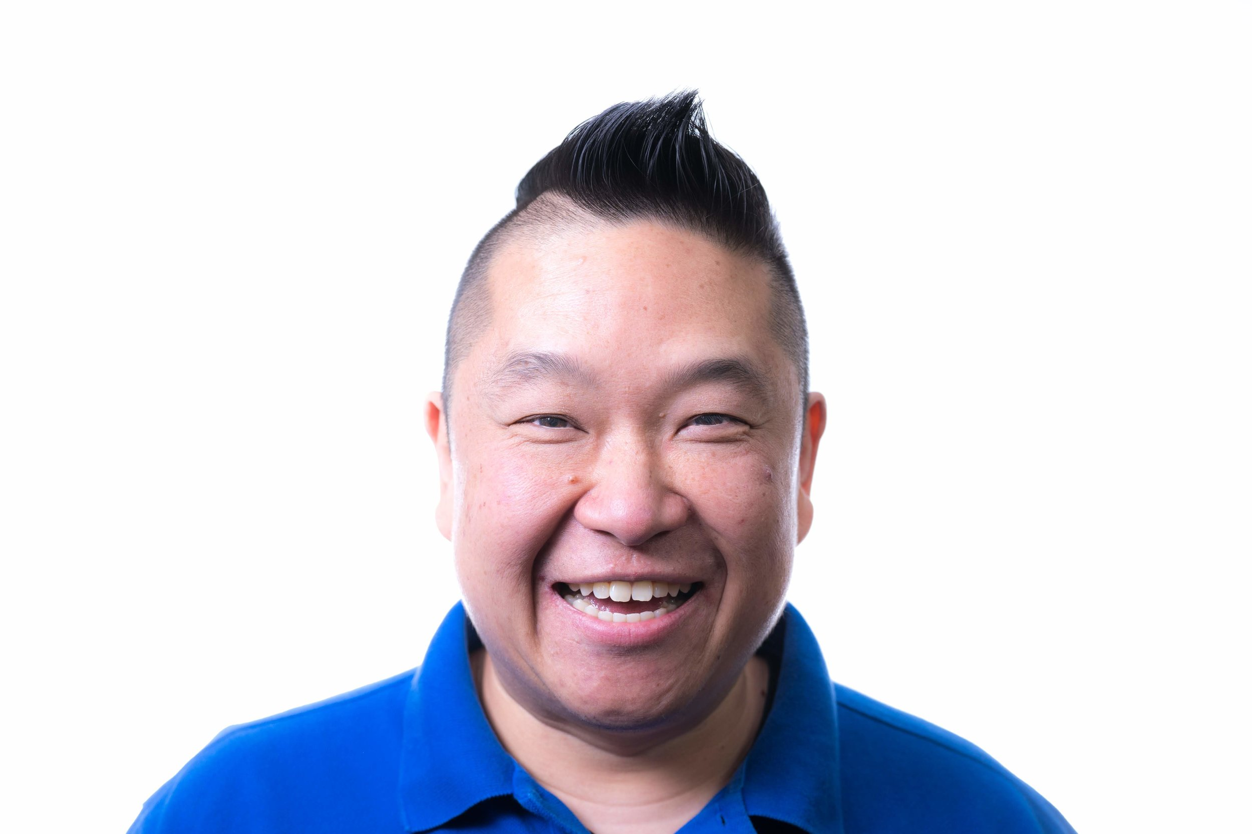 Wes Dong  Connections Pastor