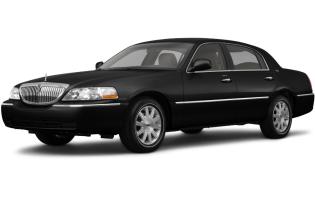 LINCOLN TOWN CAR  (1-3 Passengers)