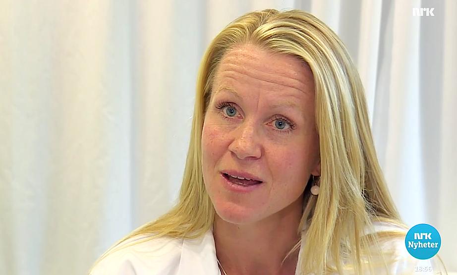 Maren Østvold Lindheim, psykologispesialist ved Barne- og Ungdomsavdelingen på OUS Rikshospitalet.