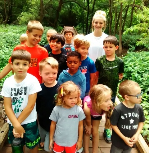 Weekly Field Trips! - The kids have a new and exciting field trip each week at Greubel's MMA's Kids Summer Camp!