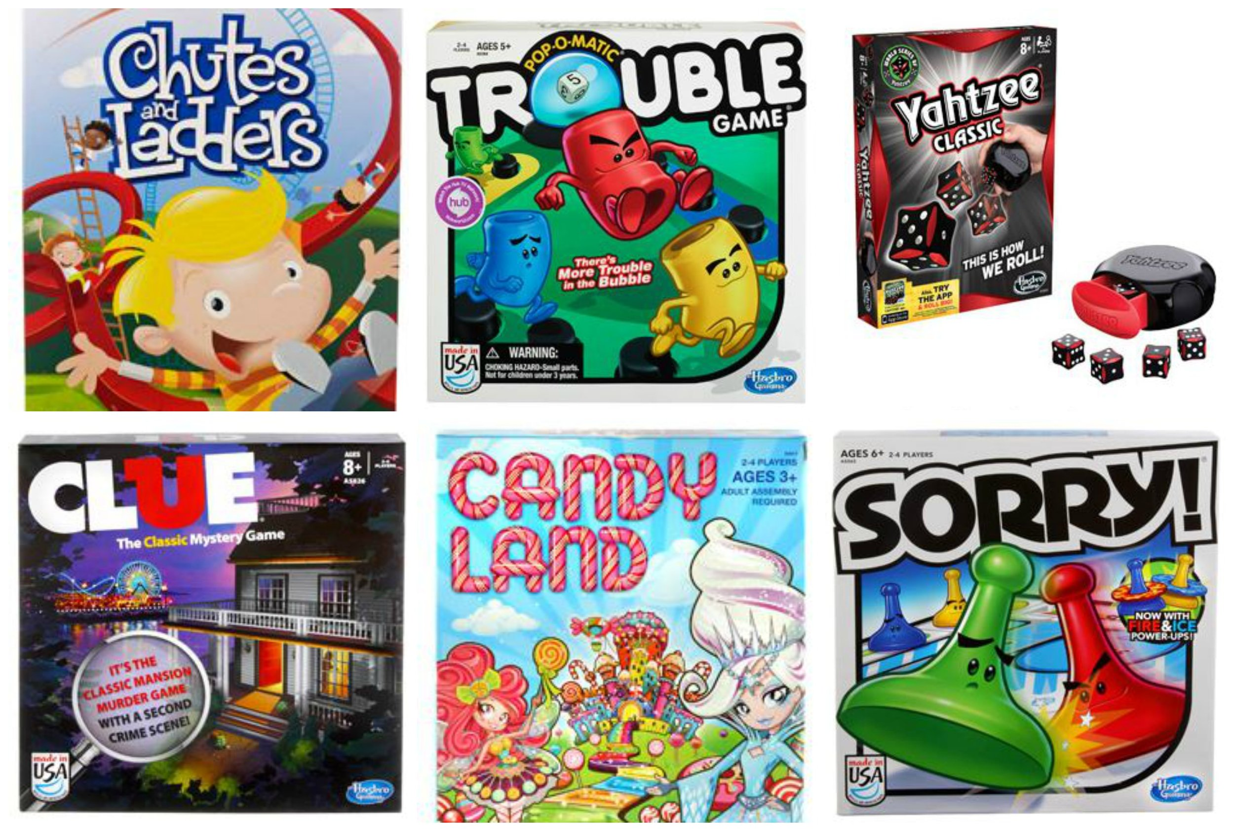 Fun Time! - Classic board games and interaction with other children allow your children to practice