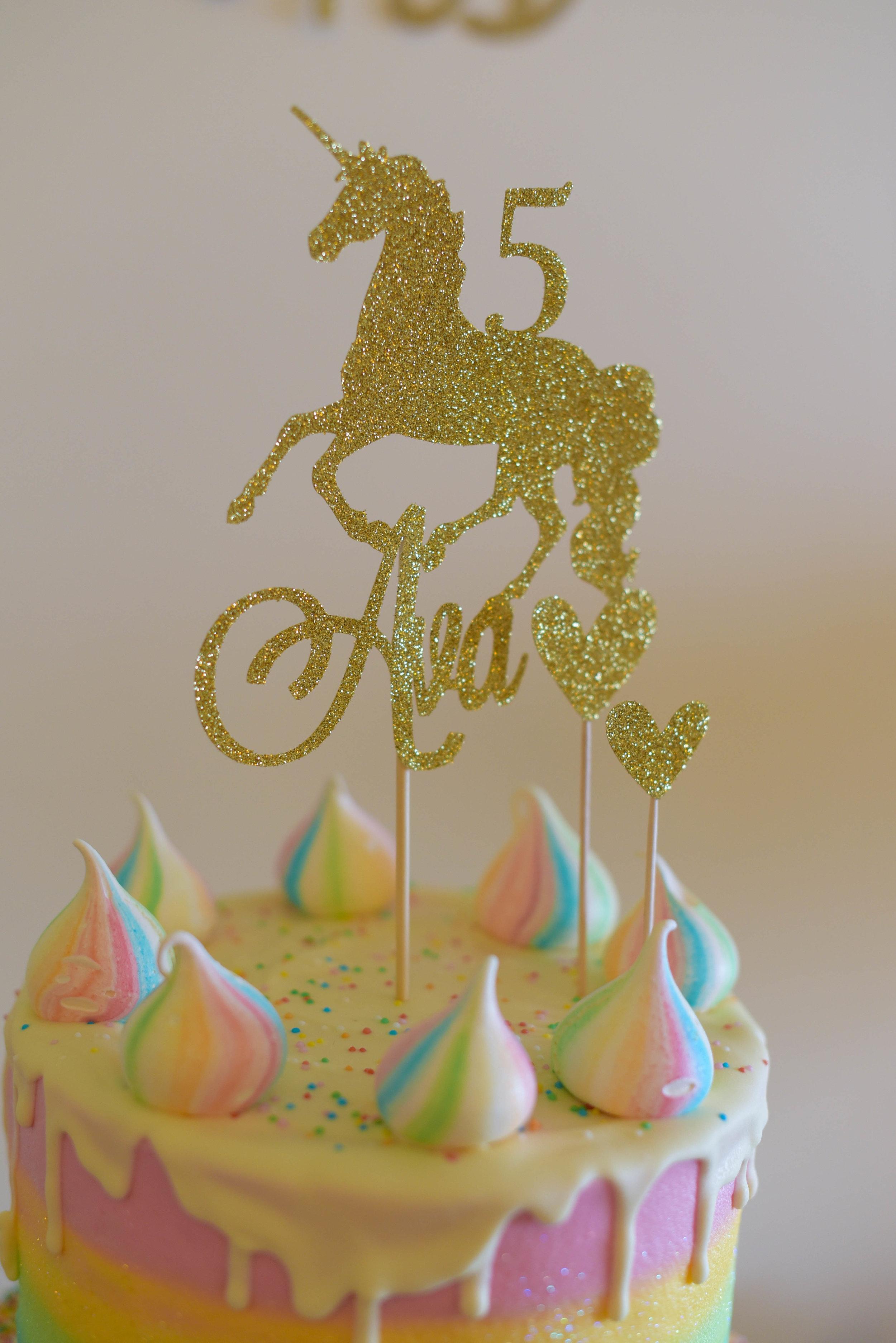 Unicorn party details