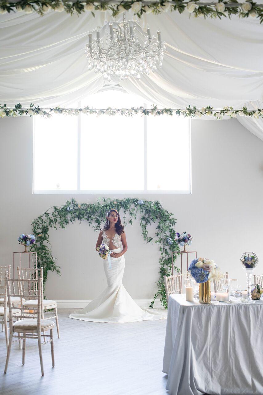 Wedding flowers and bespoke wedding styling, London