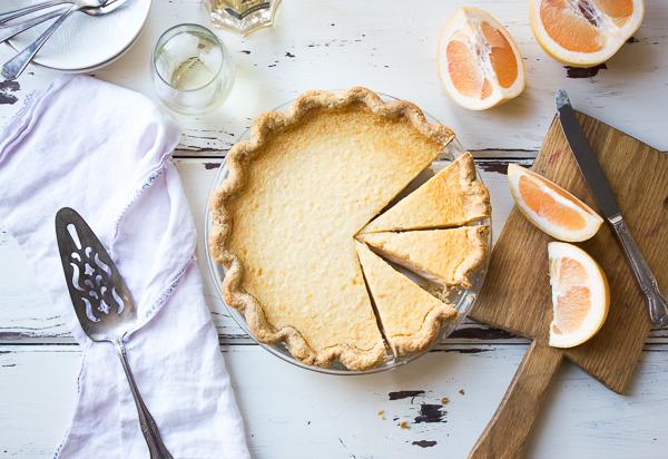grapefruit custard pie (gluten-free)-8