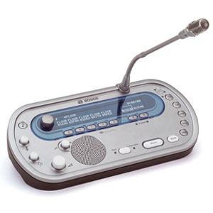 Bosch Interpreter Microphone (iDesk)