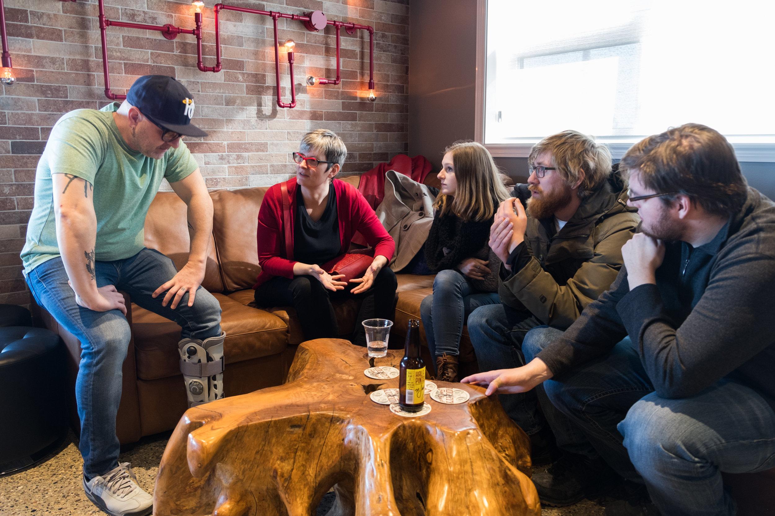 Open House - THURSDAY, 5 APRIL 2018University of Winnipeg, Bryce Hall, room 2B23