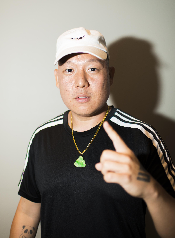 Eddie Huang for AAJA