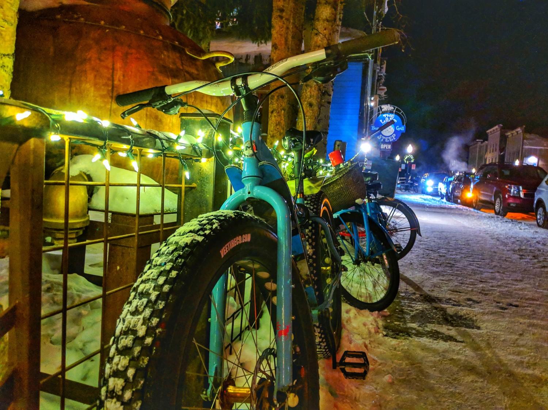 Fat Biking in Crested Butte, CO