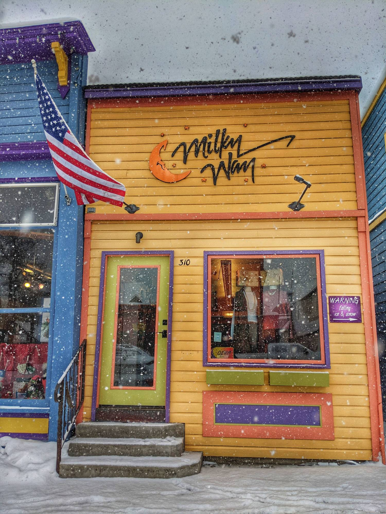 Milkway Crested Butte
