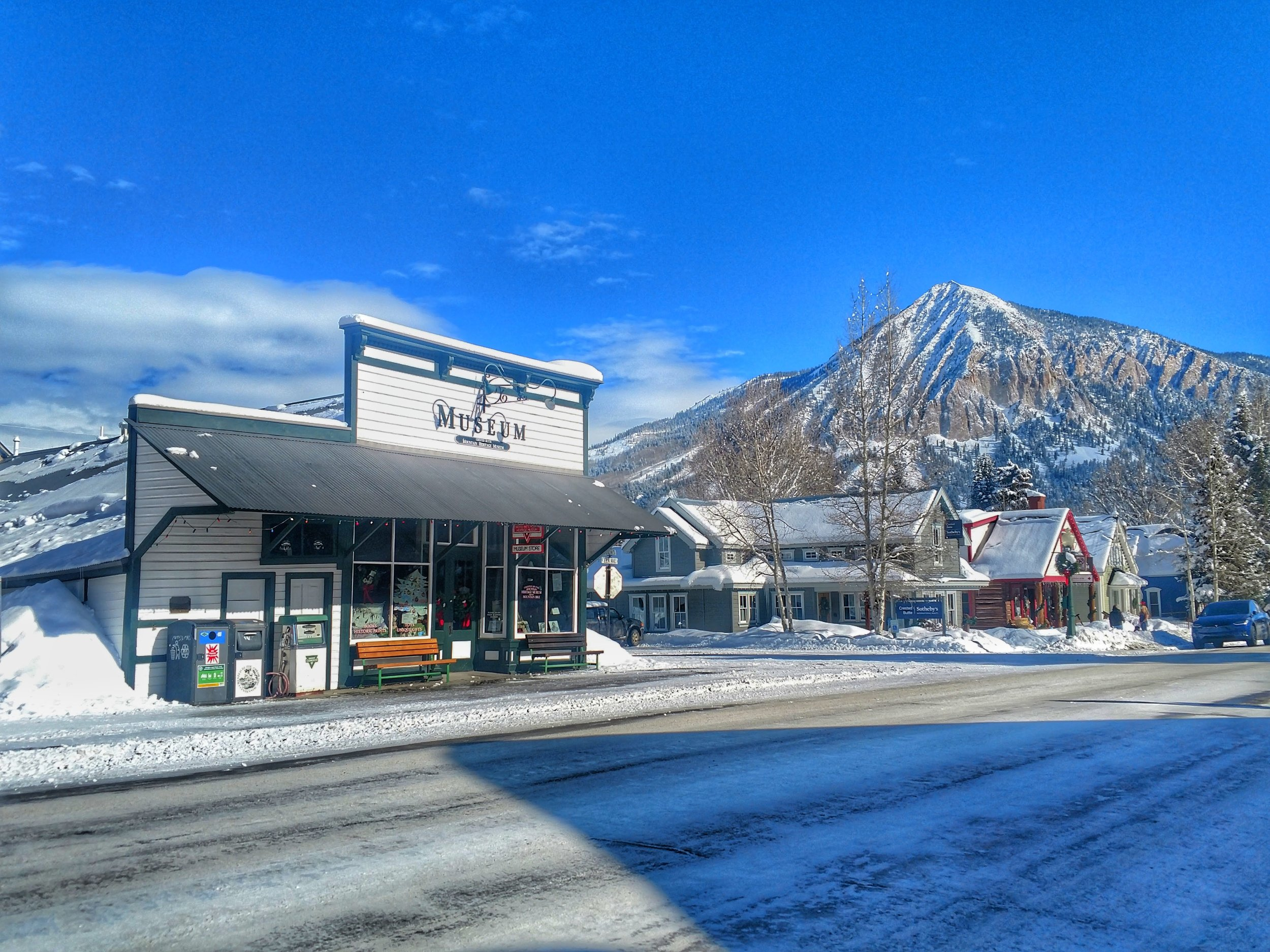 History Museum Crested Butte, CO