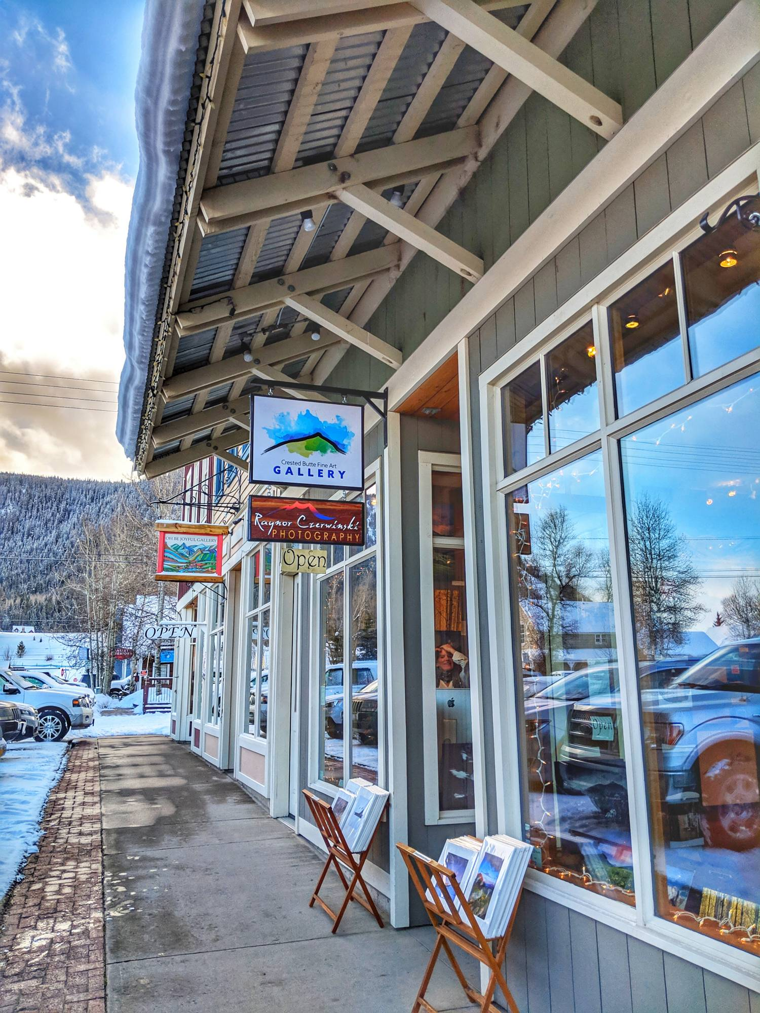 Art Gallery Crested Butte